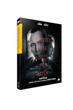 DVD et Blu-Ray Les amoureux sont seuls au monde, d'Henri Decoin (1948)