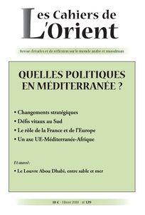 Les Cahiers de l'Orient n°129