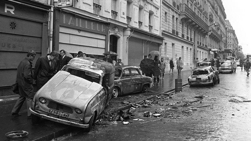 mai-68 à paris : le 12 mai, pompidou cède aux étudiants et barbara