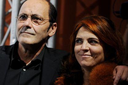 Jean-Pierre Bacri et Agnès Jaoui, festival du film de Rome 2008