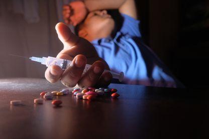 Le journaliste Antoine Kauffmann s'est immergé durant plusieurs mois au sein de la brigade parisienne spécialisée dans la lutte contre les overdoses.