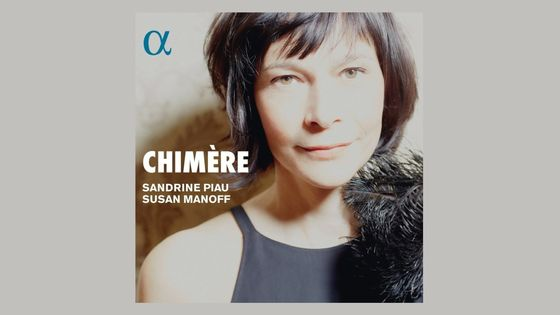 Pochette de l'album Chimère