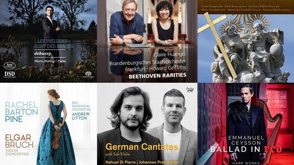 Actualité du disque : Beethoven, Debussy, Scarlatti...