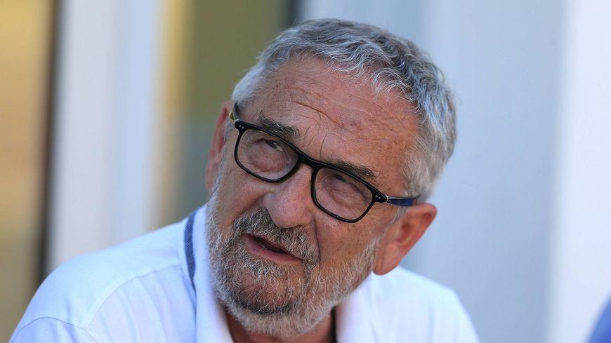 Jean-François Fortin, président minoritaire du Stade Malherbe de Caen.