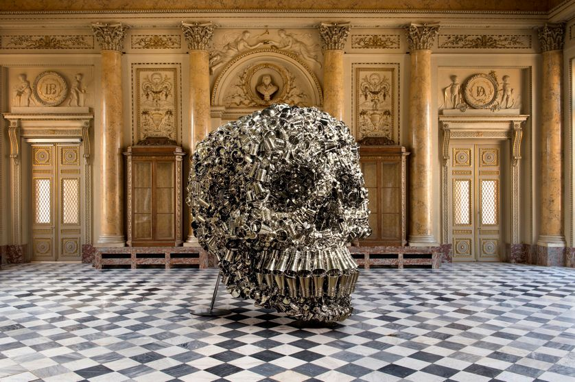 Very Hungry God, 2006 © Subodh Gupta Pinault Collection
