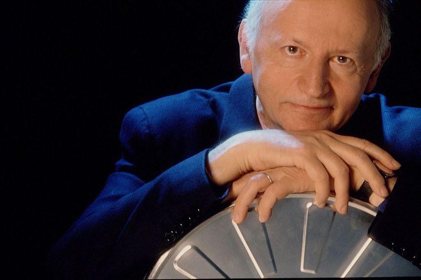 Gilles Jacob en 1992