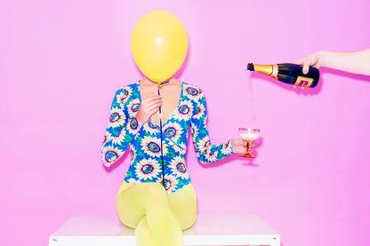 """Encore un coup du marketing genré : il existe aujourd'hui du """"vin pour un apéro entre femmes"""""""
