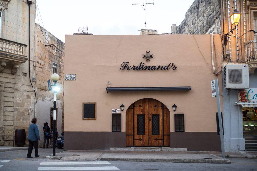 Bar Ferdinand's, à Siġġiewi