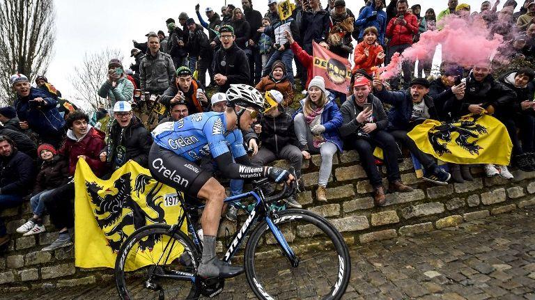 Le Belge Michael Goolaerts est mort après sa chute à Paris-Roubaix dimanche