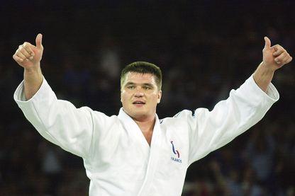 """JO Sydney 2000 : David Douillet, Champion Olympique de Judo - Céline Géraud : """"Je vis le plus beau moment de ma vie de reporter !"""""""