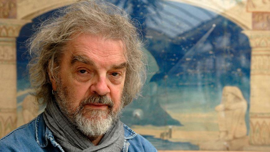 """L'écrivain Pierre Pelot vient de terminer son dernier roman, """"Braves gens du purgatoire""""."""