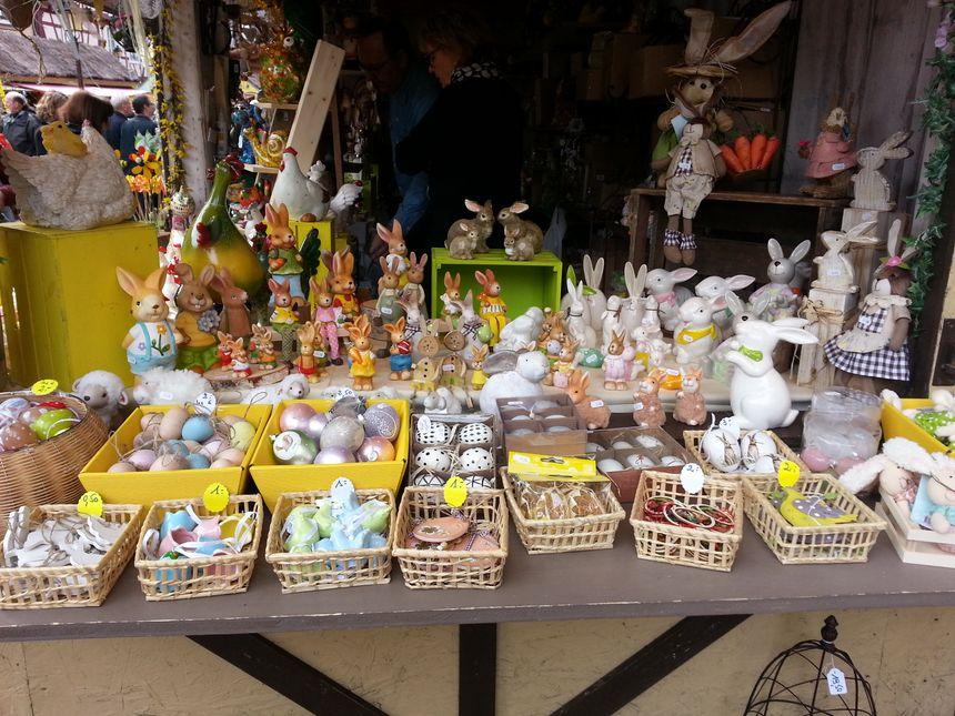 Des lapins en décoration !