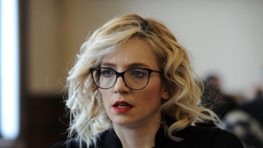 Maître Marie Grimaud, avocate de deux victimes de pédophilie