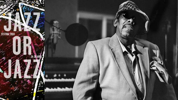 L'actualité du jazz : en public au Théâtre d'Orléans pour le festival Jazz or Jazz, avec Lucky Peterson