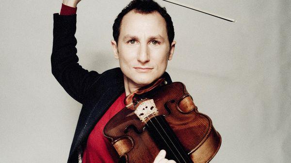 """Antoine Tamestit enregistre le """"Concerto pour alto"""" de Jörg Widmann"""