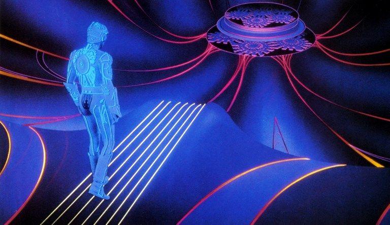 Tron, Steven Liberger, 1982