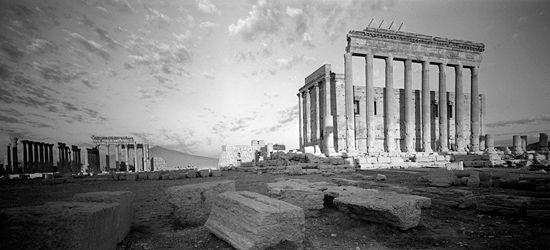 Palmyre, Syrie, 1962.