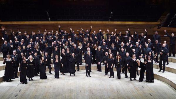 France Musique célèbre les 70 ans du Chœur de Radio France