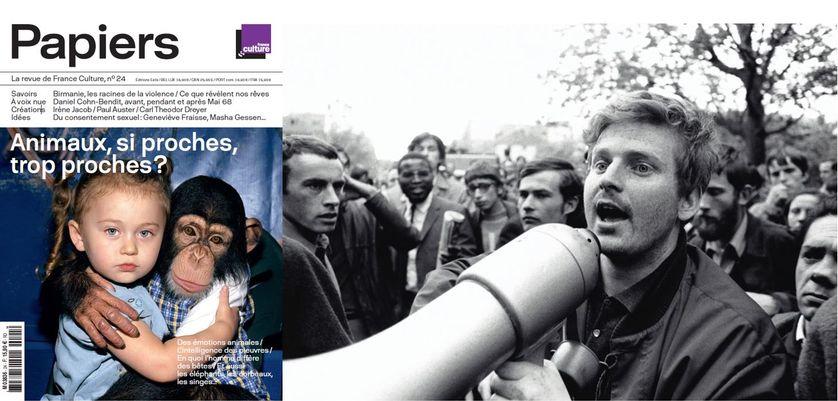 Revue Papiers de France Culture