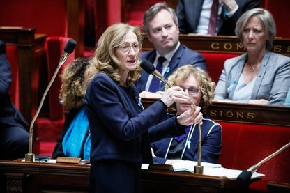 Nicole Belloubet, garde des Sceaux, ministre de la Justice, est l'invitée de Questions Politiques