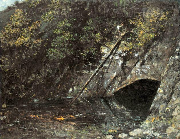 En version huile sur toile.... 1872, 81x100 cm, Statens Konstmuseer, Stockholm