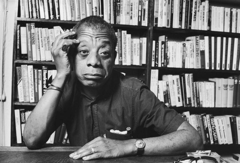 James Baldwin, 1979