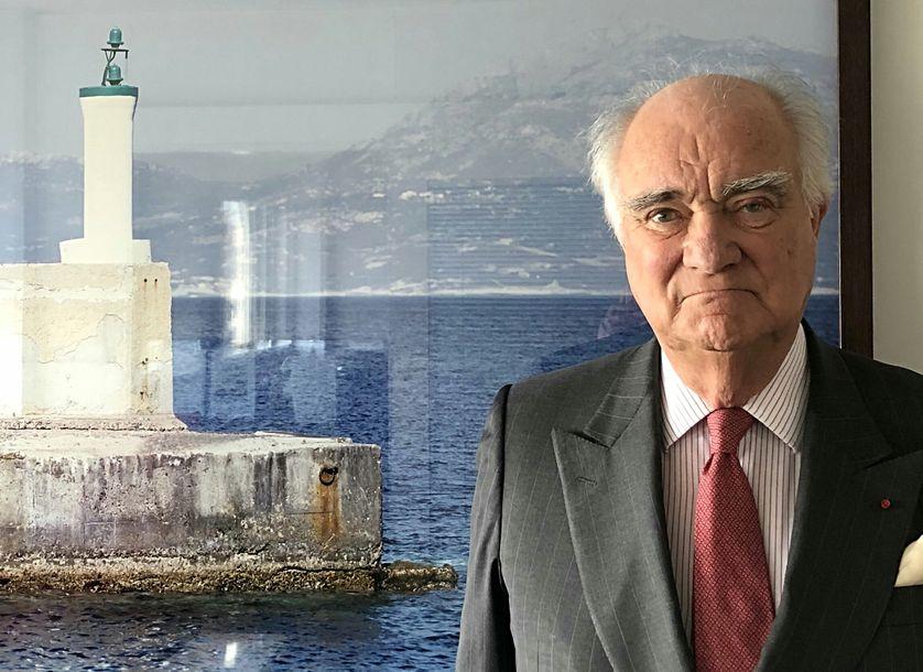 François Bujon de l'Estang, le 24 avril 2018