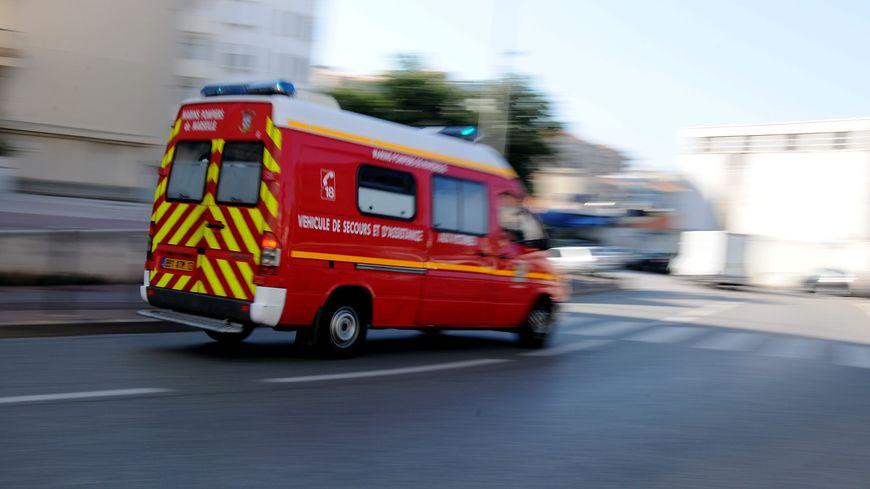 15 marins pompiers ont été dépêchés sur place