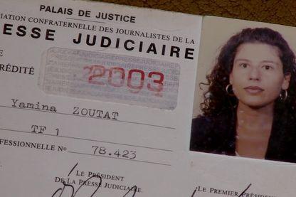 Yamina Zoutat, qui couvrait des procès pour TF1, retourne au Palais de Justice de paris pour explorer tous ses recoins.