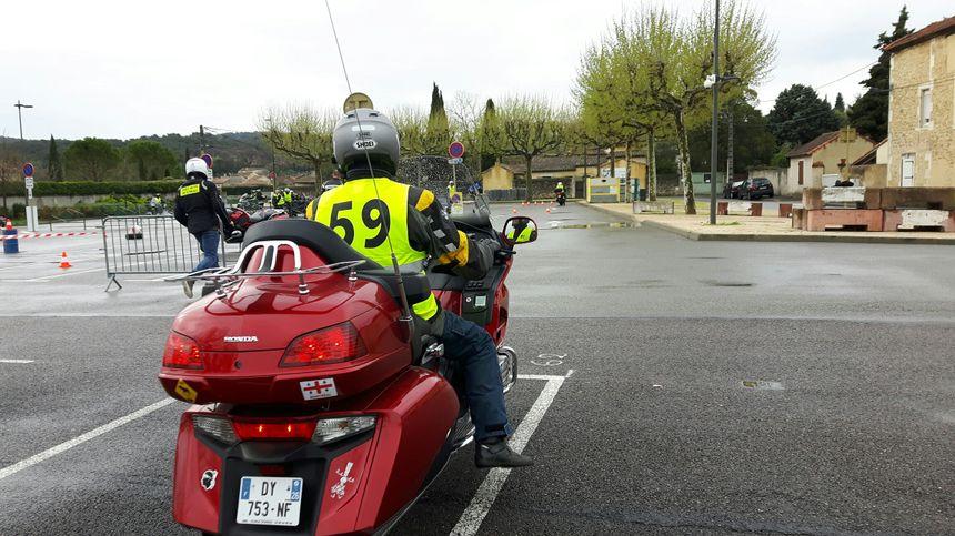 Maniabilité, freinage : des épreuves pratiques très utiles pour les motards