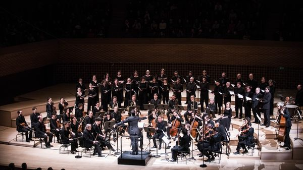Les Italiens à Paris avec Maxim Mironov, Insula Orchestra et Accentus dirigés par Leonardo Garcia Alarcon