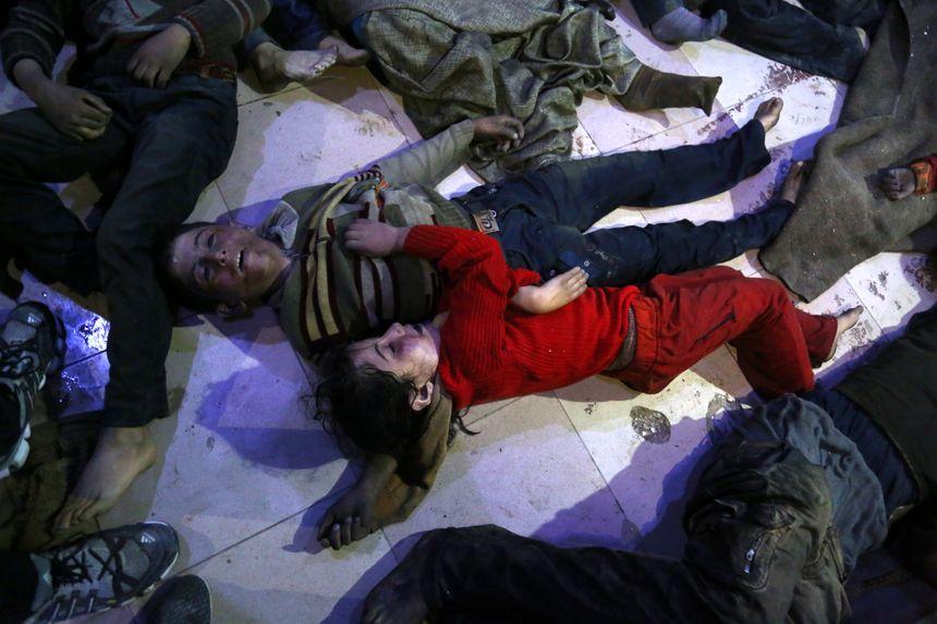 Douma, , Syrian Arab Republic
