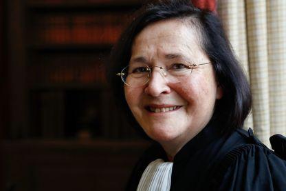 Marie-Aimée Peyron, avocate et bâtonnier de de Paris