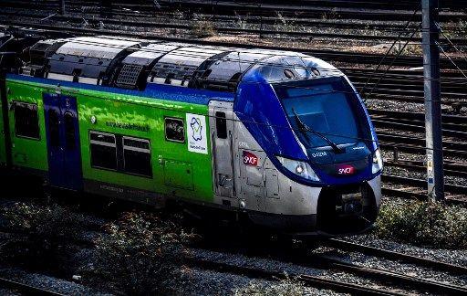 Un TER (Train Express régional)