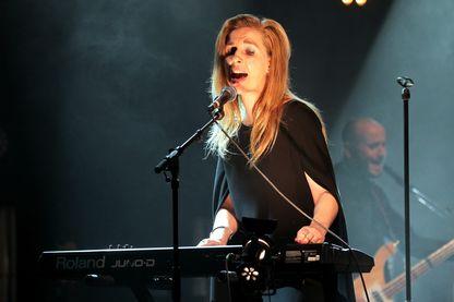 Barbara Carloti au Festival de Bourges en 2012