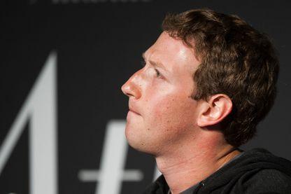 Mark Zuckerberg, fondateur et patron de Facebook
