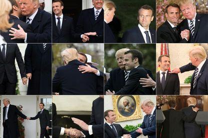 Emmanuel Macron s'est rendu aux USA pour quelques jours, pour rencontrer le président américain