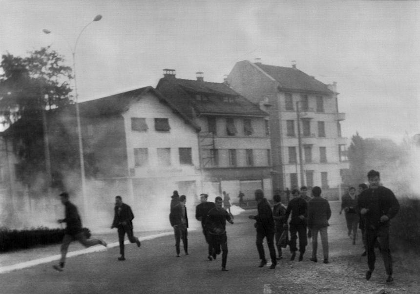 Mai 68 à Sochaux : les affrontements du 11 juin dans et autour de l'usine Peugeot.