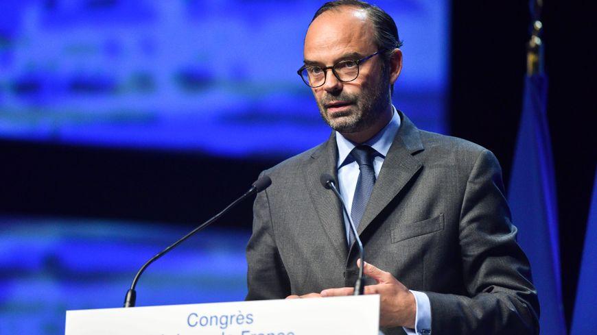 Edouard Philippe était venu à Orléans à l'automne dernier pour le congrès des régions de France.
