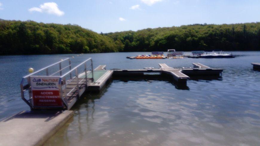 Peche Et Activites Nautiques La Saison Est Lancee Au Lac