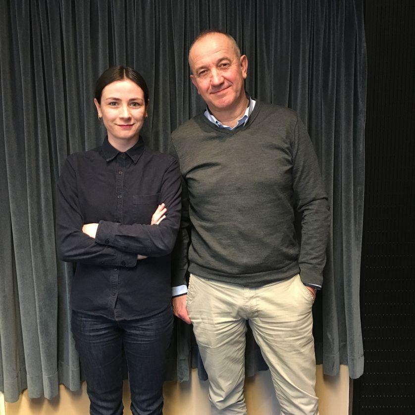 Justine Bo et Philippe Claudel