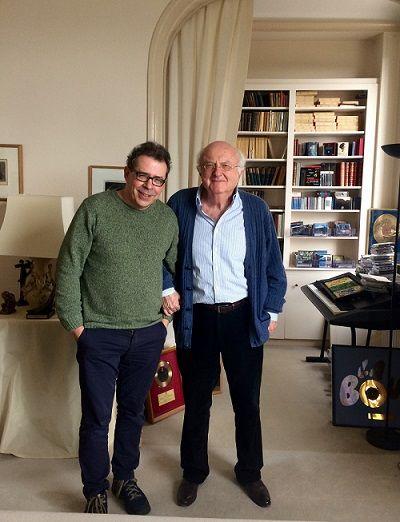 Thierry Jousse & Vladimir Cosma