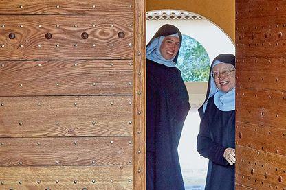 Invitation à l'abbaye d'Ambroise Touvet
