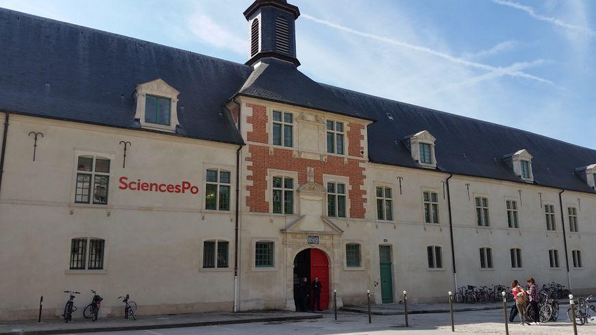 Le campus de Sciences Po Reims