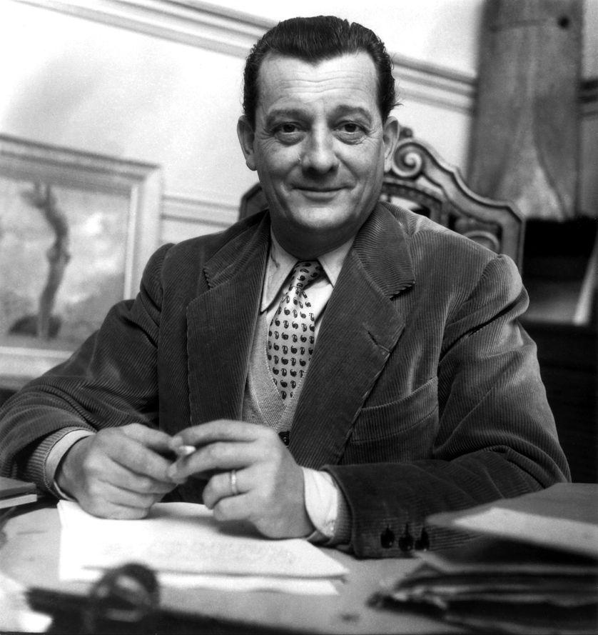Marcel Pagnol en 1947