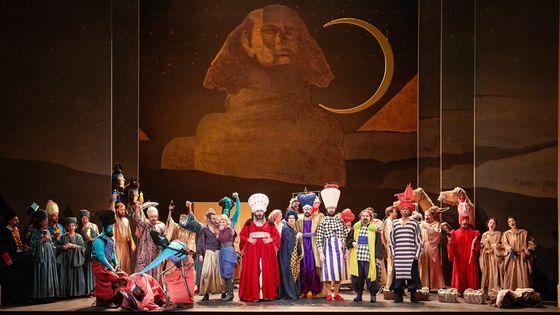 """""""Mârouf, Savetier du Caire"""" (2013, Opéra Comique)"""