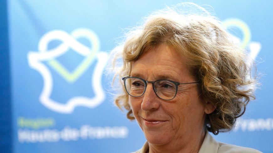 04de9cbcfdc ... contrats aidés pour 2019. La ministre du Travail Muriel Pénicaud en  avril 2018.