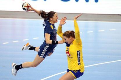 Blandine Dancette, Equipe de France de Handball Championne du monde !