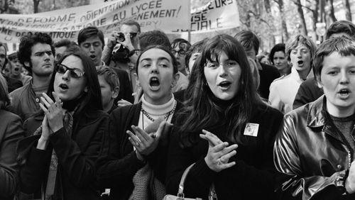 Épisode 3 : Mai 68, où sont les femmes ?