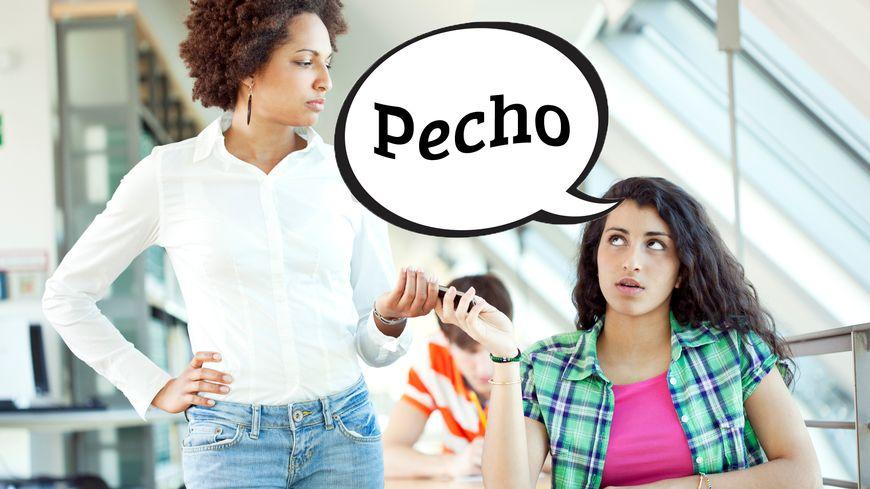 """La signification du mot """"pecho"""" dans le Dico des Ados"""